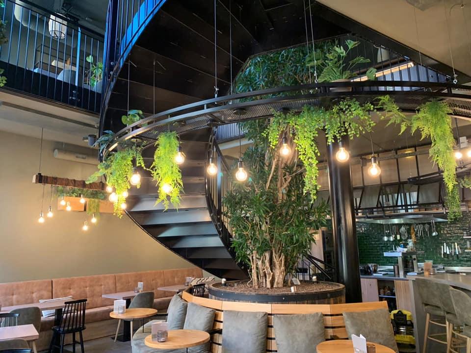 Eten en drinken in Leeuwarden: KOM