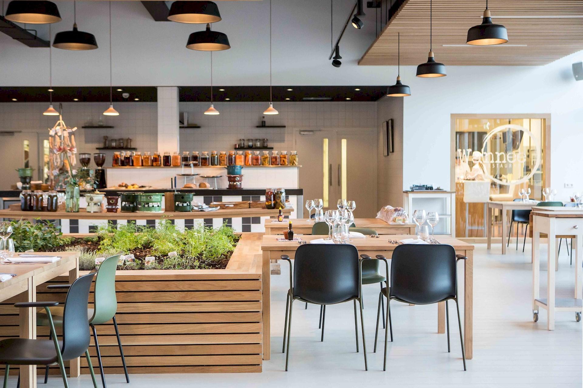 Eten en drinken in Leeuwarden: Restaurant Wannee