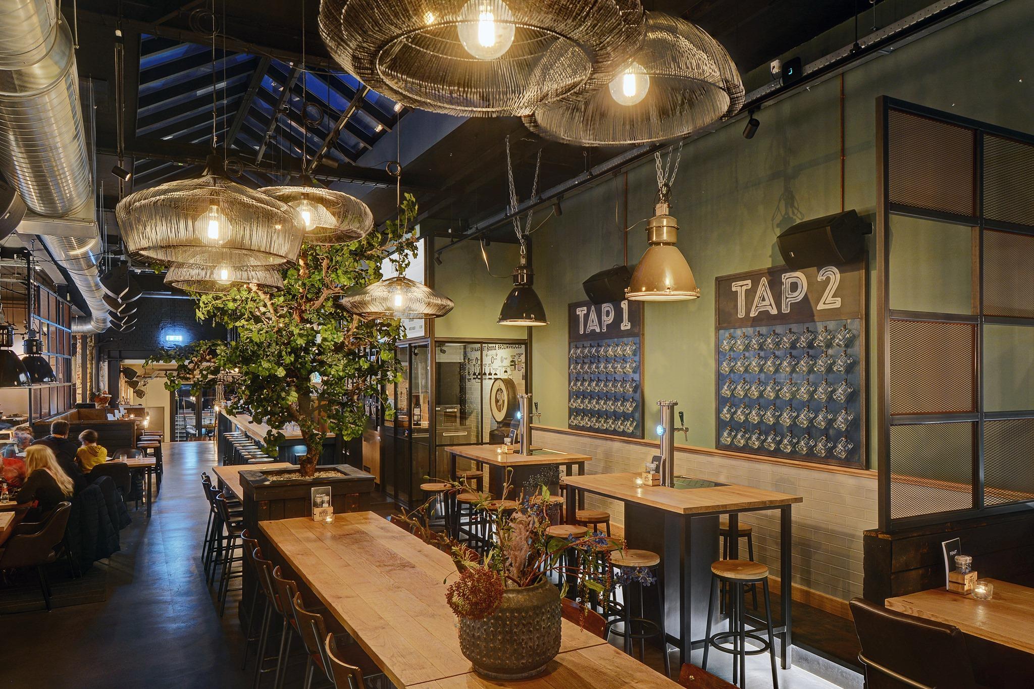Eten en drinken in Leeuwarden: ROAST