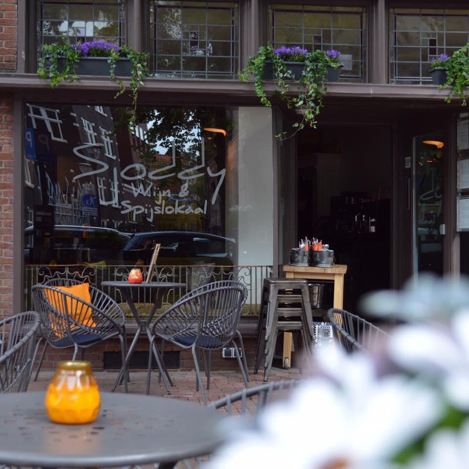 Eten en drinken in Leeuwarden: Sjoddy