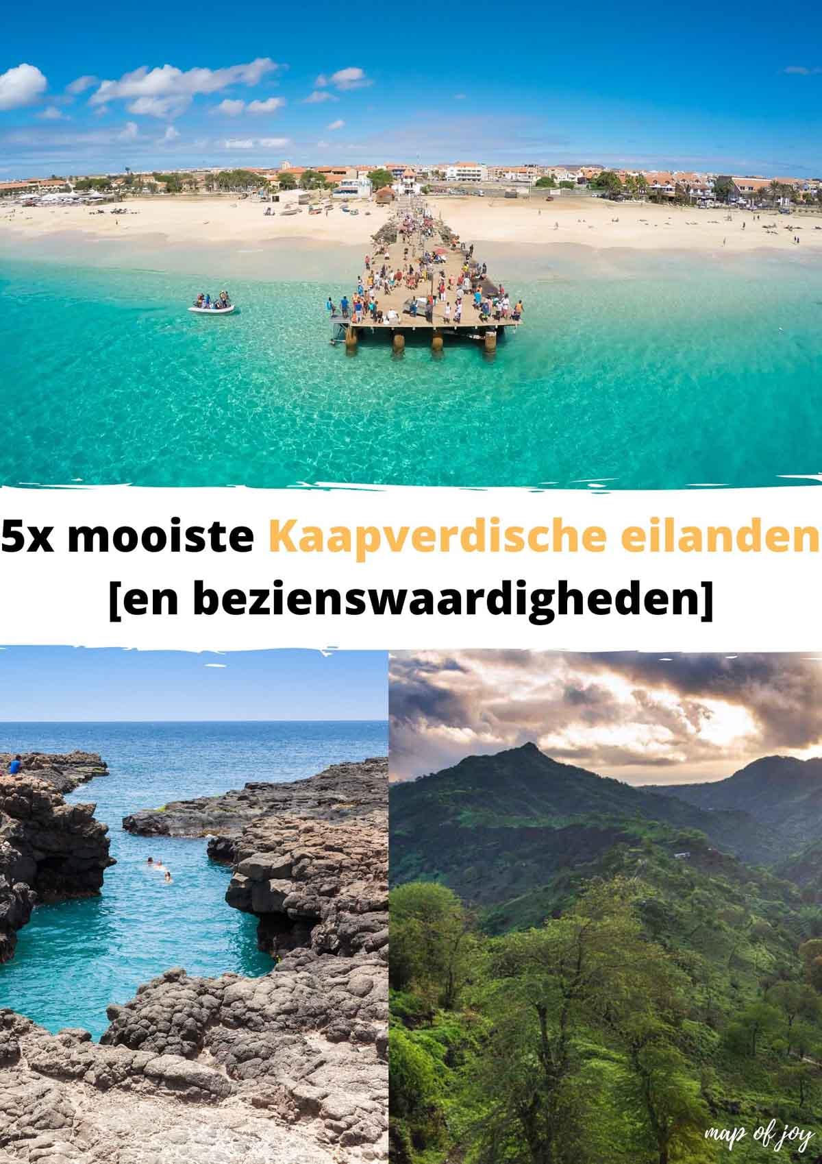 5x mooiste Kaapverdische eilanden [en bezienswaardigheden]