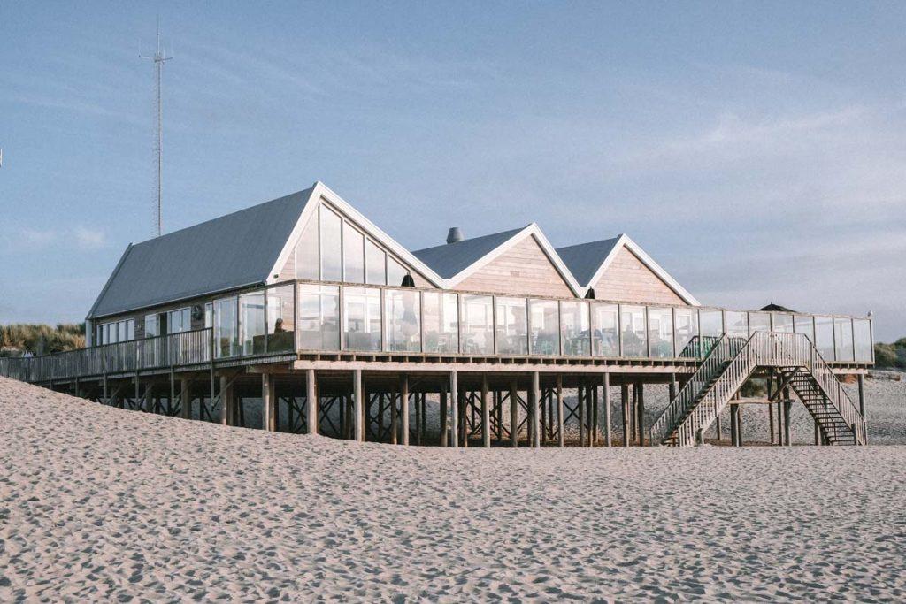 25x de leukste dingen om te doen op Texel, Strandtent Faro22