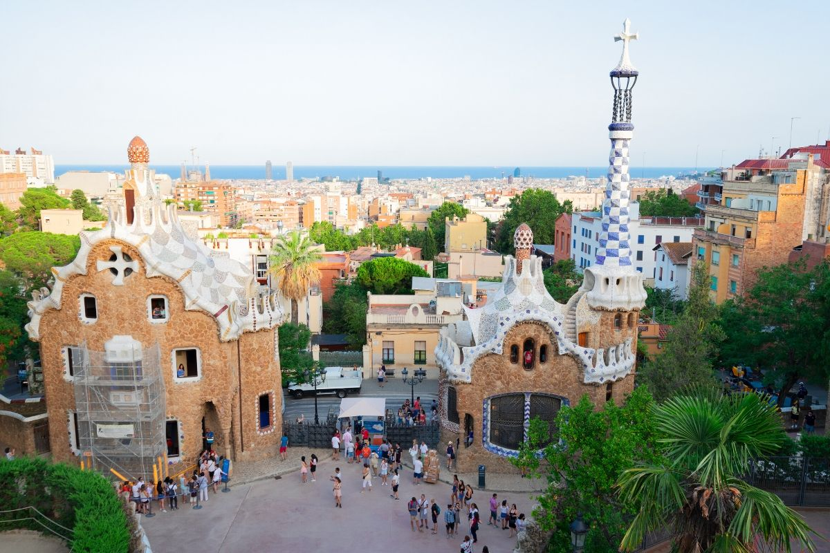 Barceloba tips, Parc Guell