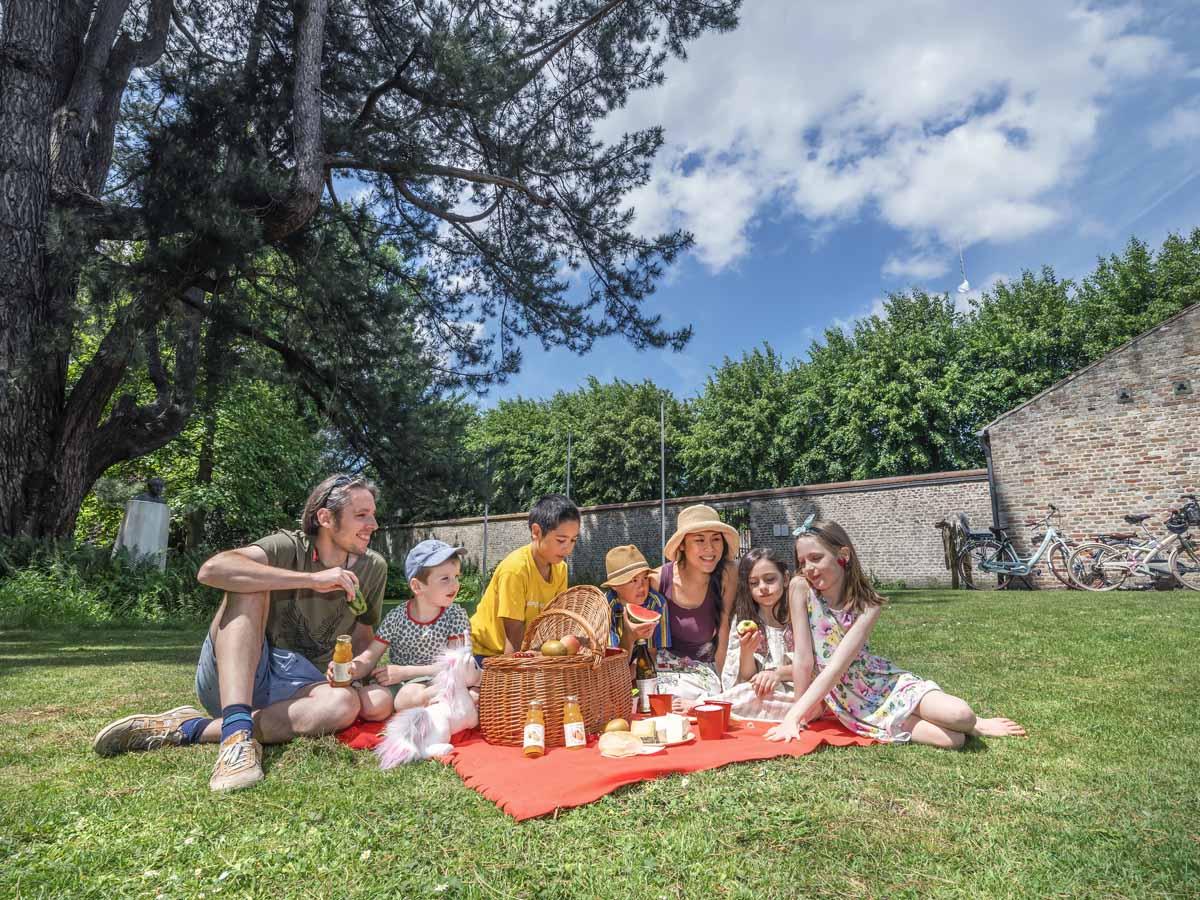 De leukste dingen om te doen in Brugge in de zomer, picknicken