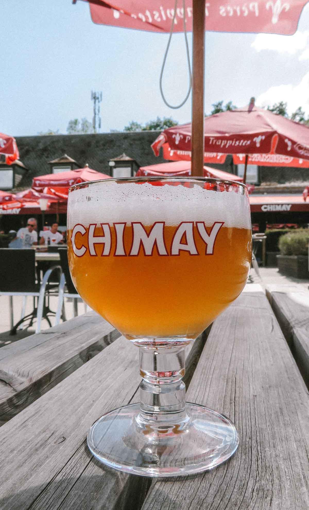 De leukste dingen om te doen in Henegouwen, Chimay Experience