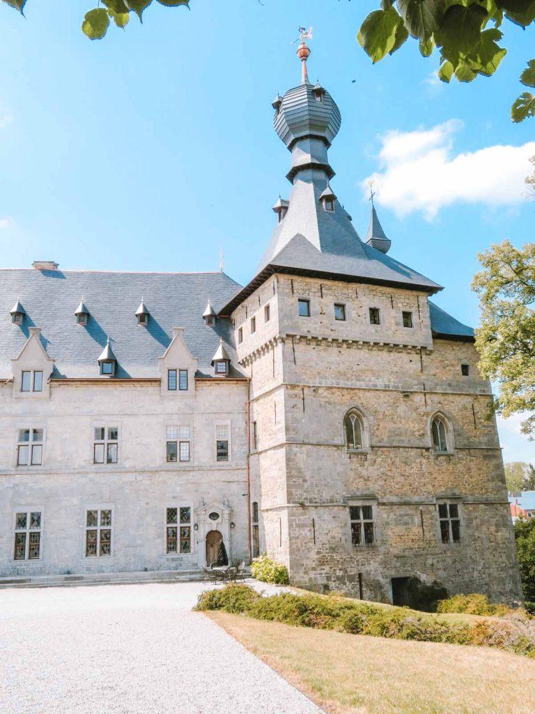 De leukste dingen om te doen in Henegouwen, Chimay kasteel