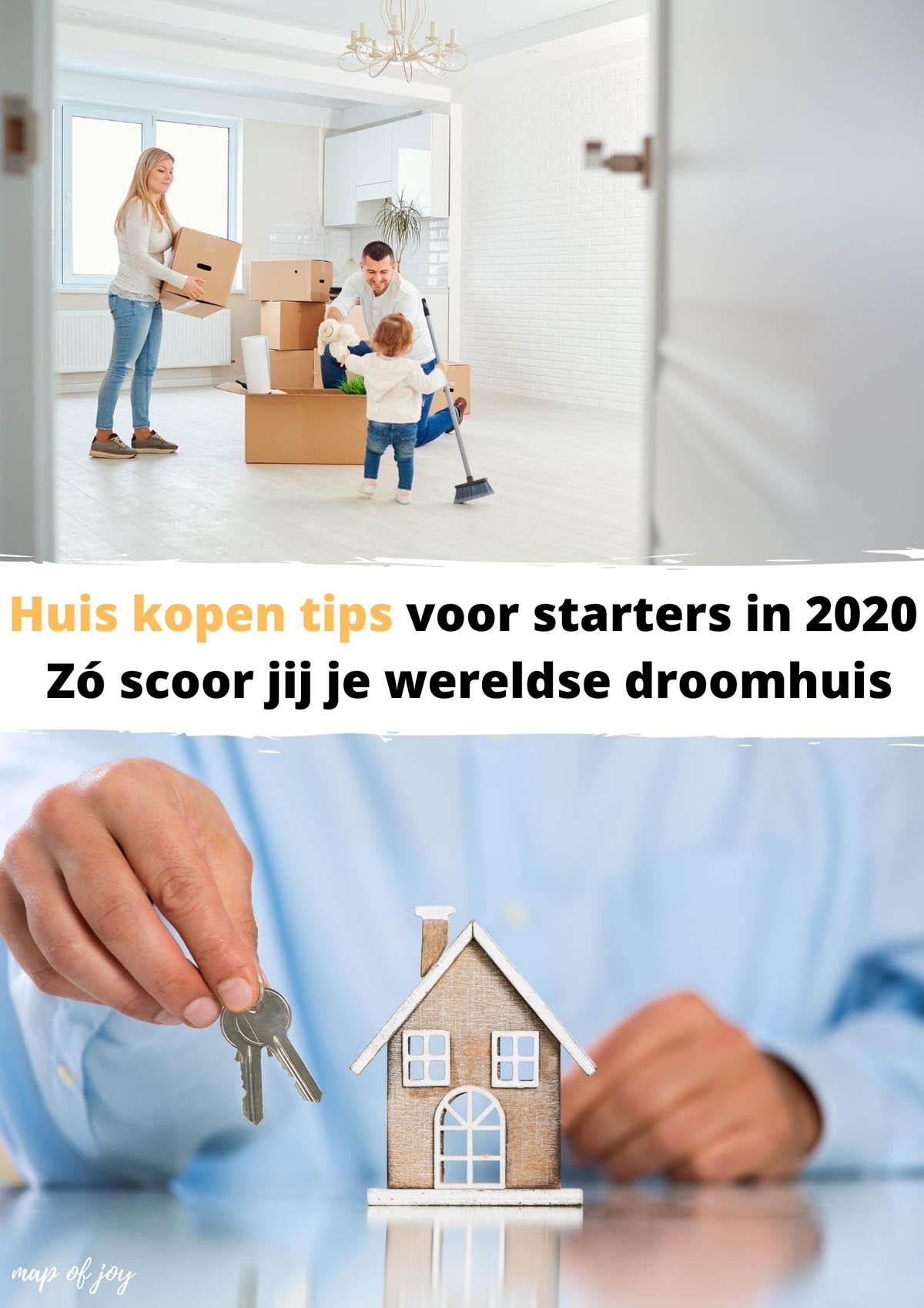 Huis kopen tips voor starters in 2020. Zó scoor jij je wereldse droomhuis [mijn ervaringen]