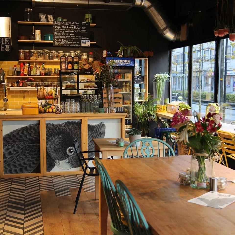 eten en drinken in Almere-Centrum, The Black Cockatoo