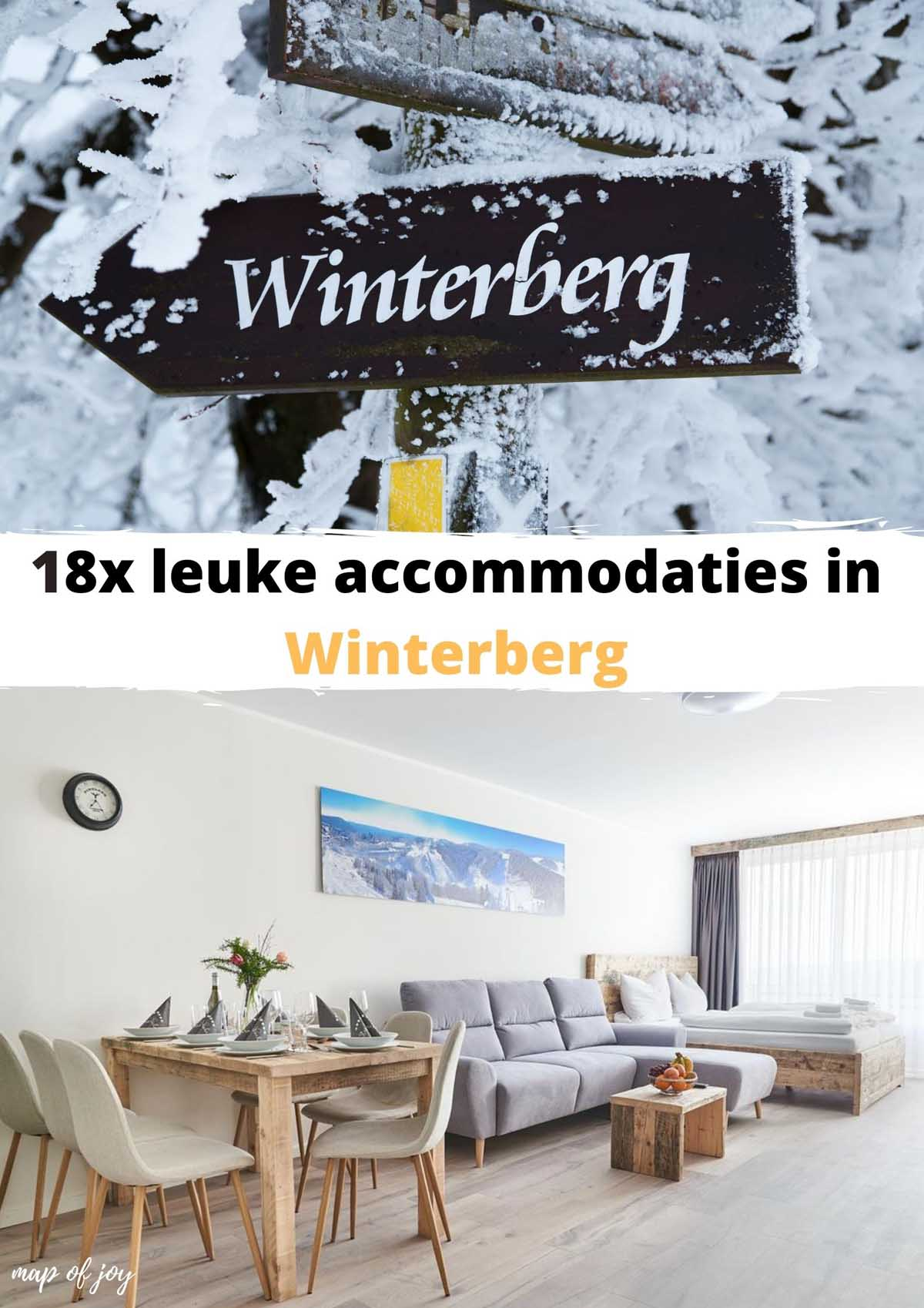 18x leuke accommodaties in Winterberg [appartement of vakantiehuis]