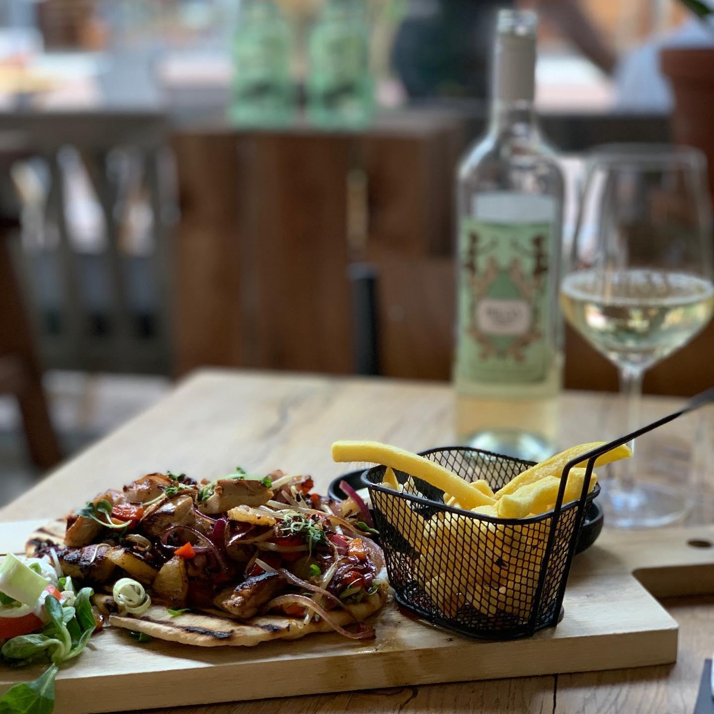 eten en drinken in Amersfoort