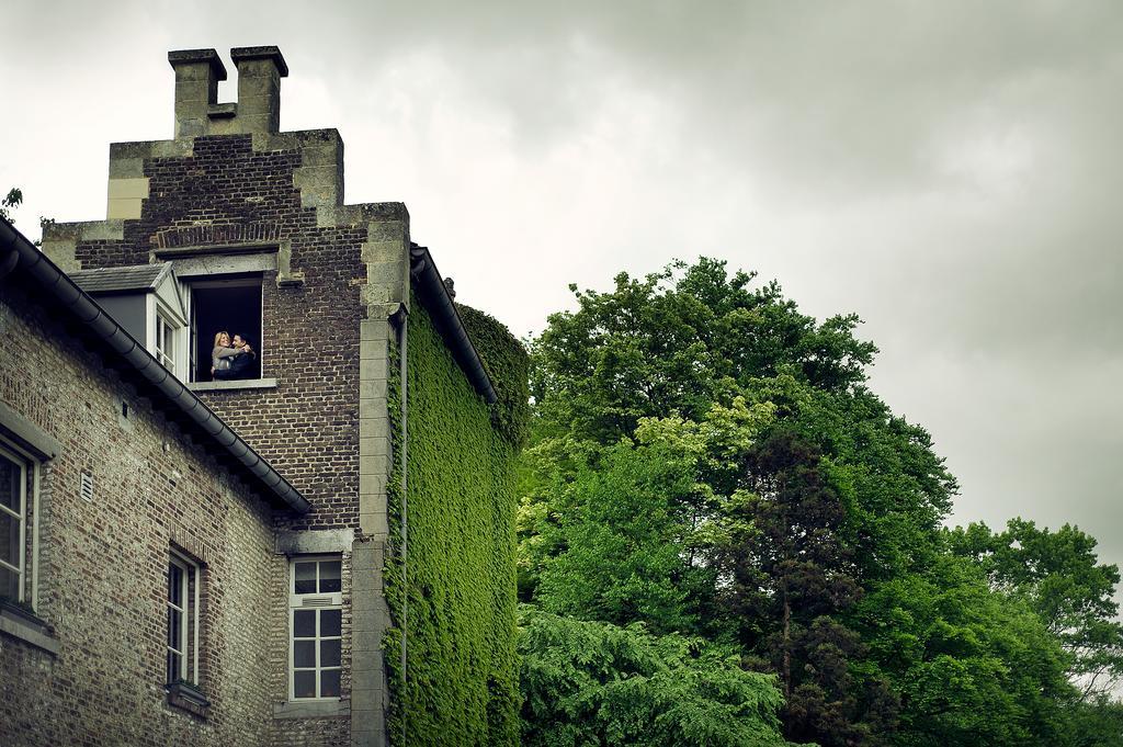 royaal slapen in een kasteel in Limburg