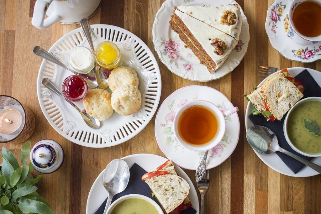 22x de beste high tea plekken in Rotterdam