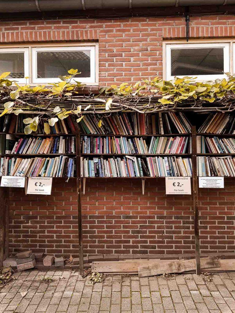 Weekendje weg in de Achterhoek, boekenstad Bredevoort