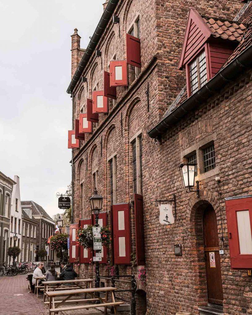 Weekendje weg in de Achterhoek, Hanzestad Doesburg Waag