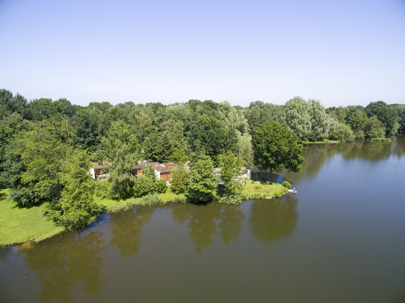 9x leuke vakantieparken in Drenthe, Huttenheugte