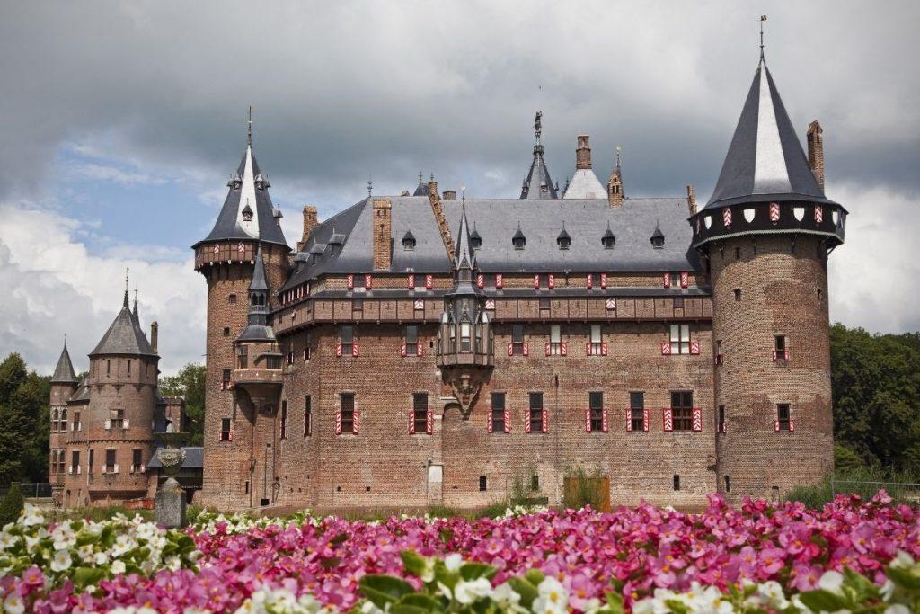 de mooiste kastelen in Nederland die je kunt bezoeken, Kasteel de Haar