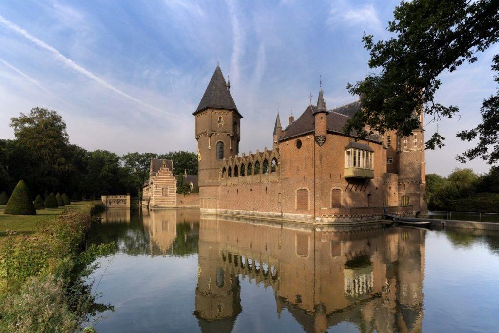 de mooiste kastelen in Nederland die je kunt bezoeken, Kasteel Heeswijk